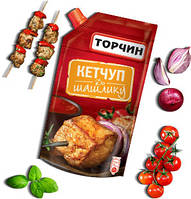 "Кетчуп ""До шашлику"" ""Торчин"" д/п 270г (1/35 або 38)"