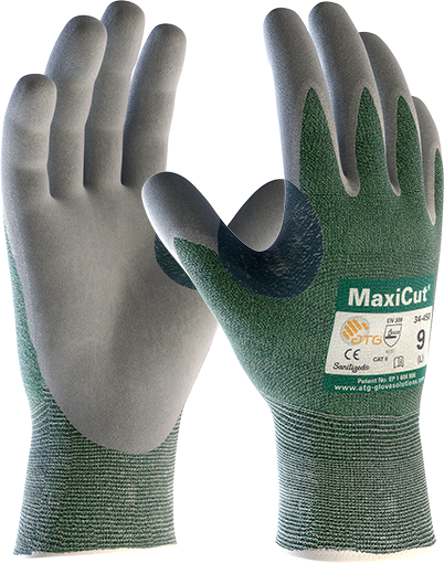 Перчатки от порезов MaxiCut® 34-450