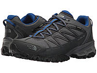 Кроссовки/Кеды (Оригинал) The North Face Ultra 110 GTX Zinc Grey/Turkish Sea, фото 1
