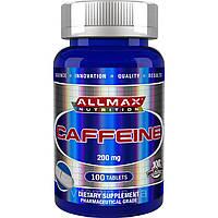All Max Nutrition Caffeine 200 mg 100 tab