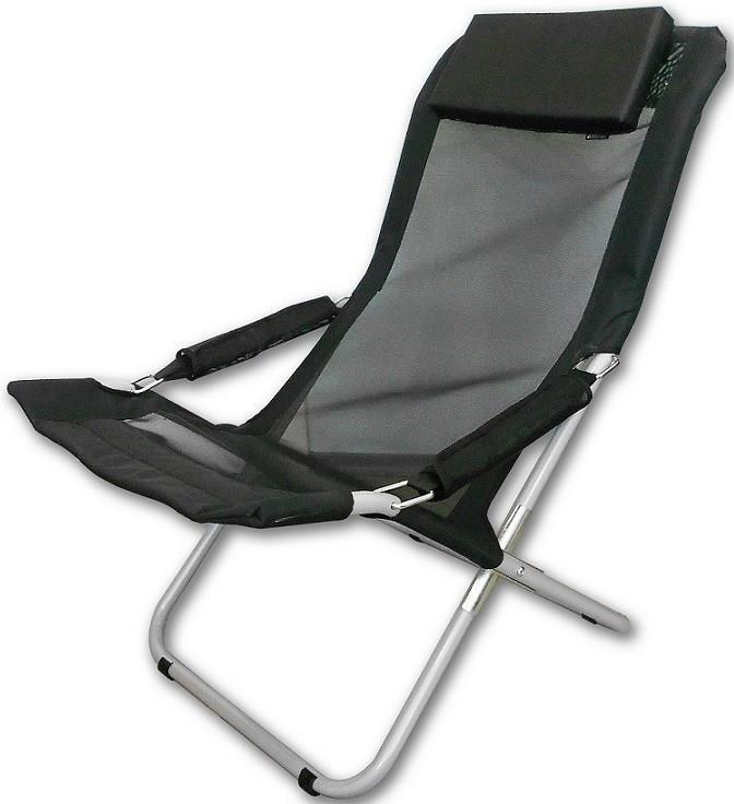 Кресло-Шезлонг Ranger Comfort 2 Black RA 3302
