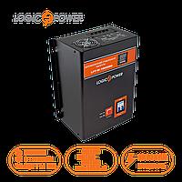 Стабилизатор напряжения LPT-W-10000RD BLACK (7000W)