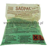 Порошок для чистки дымоходов «SADPAL» 1кг.