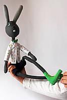Кролик мальчик в стиле тильда, фото 1