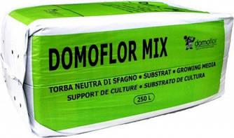Натуральный торф DOMOFLOR (Домофлор), фракция 0-20мм, 250 л.