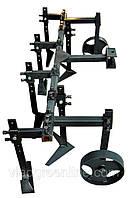 Пропольник широкорядный для мотоблока (с колесами)