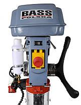 Сверлильный станок BassPolska 3F 1500W 20мм, фото 3