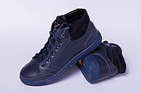 Ботинки подростковые кожаные,подростковаяобувь от производителя модель ДЖ7003, фото 1