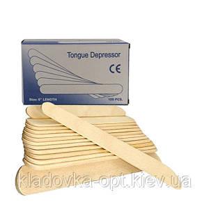 Шпатели для депиляции деревянные 100 шт