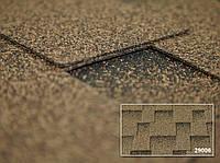 Битумная черепица - KERABIT Коллекция L+ квадро - Кедр