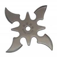 Метательная звезда-сюрикен 4