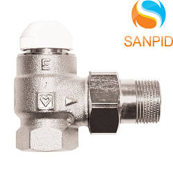 """Угловой термостатический клапан Herz TS-E 1"""" (1772403)"""