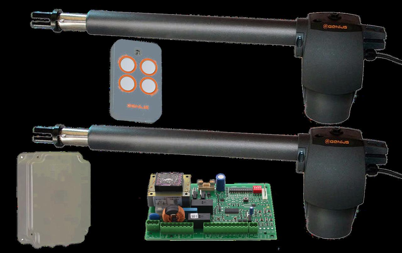FAAC G-Bat 300 — автоматика для розпашних воріт ( стулка до 3м )