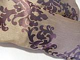 Комплект подушек коричневые завитки, 2шт, фото 2