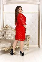 Платье органза 06/5074, фото 3