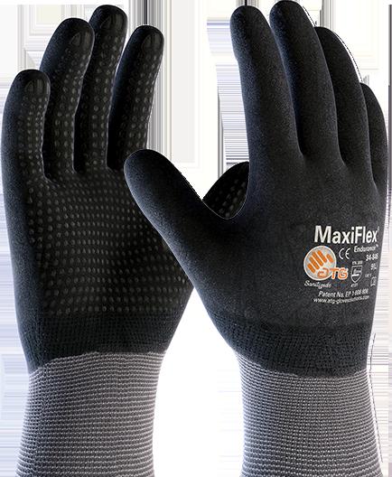 Перчатки для сада и огорода MaxiFlex® Endurance™ 34-846