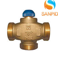 """Трехходовой термостатический клапан Calis-TS-RD 1 1/4"""" (1776141)"""
