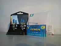 Лампы галогенные H1 Plazma Xenon на ВАЗ 2106,ВАЗ 2110 (2 шт)