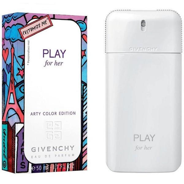 Givenchy Play туалетная вода женская