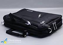 Сумка для ноутбука 15,6 черная, фото 3