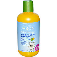 Гипоаллергенный детский шампунь - Ежедневное очищение против спутывания волос*Jason (США)*
