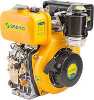 Двигатель дизельный Sadko DE-300E (6,0 л. с.)