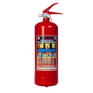 Огнетушитель автомобильный порошковый ОП-3 (ВП-3), Евросервис (000020313)