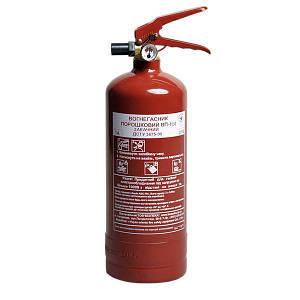 Огнетушитель автомобильный порошковый ОП-1 (ВП-1), Евросервис (000020311)