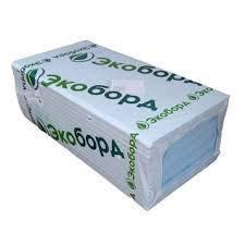 Экструзионный пенополистирол Экоборд 1200x600x20мм, фото 2
