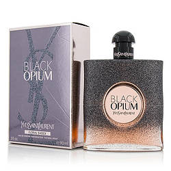 Женская парфюмированная вода Yves Saint Laurent Black Opium Floral Shock 90 мл