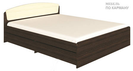 Двухспальная кровать Астория +  2 выдвижных ящика для хранения белья, фото 2