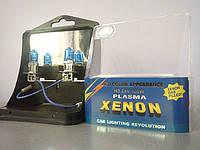 Лампа галогенная Plazma Xenon H3,100w,24v,для грузовиков.