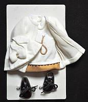 Зимнее пальто для кукол Paola Reina, 32 см