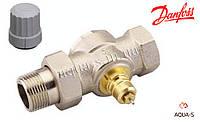Термостатический клапан Danfoss прямой RA-G 15 013G1675