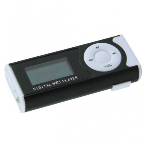 "Digital mp3 player LCD 1"" для карт MicroSD"