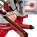 Пила торцовочная Einhell TE-SM2534 Dual Expert, фото 3