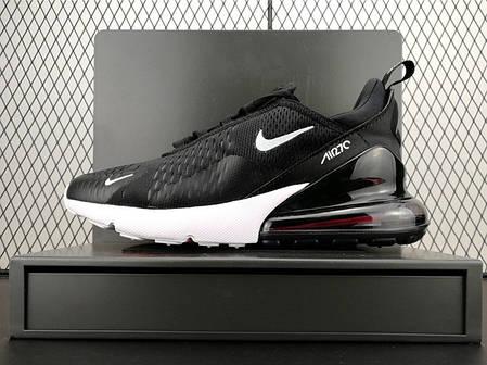 "Кроссовки Nike Air Max 270 ""Black/White"", фото 2"