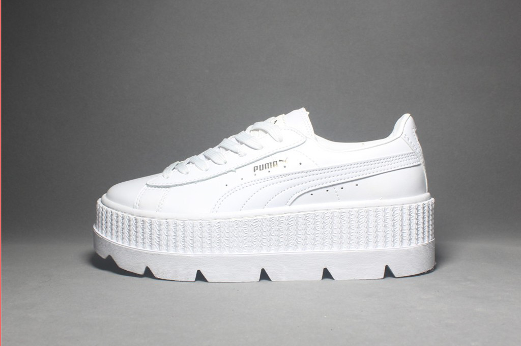 Кроссовки Puma Fenty Cleated Creeper Suede X Rihanna