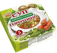 Суп 150г Гороховый, 1 ящик (48шт)