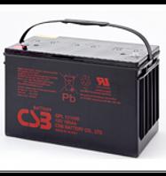 Аккумулятор 12В 100Ач CSB  GPL121000