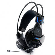 """Гарнитура E-BLUE - Cobra 707 professional  gaming headset      specification speaker size: Φ40mm impedance: 1"
