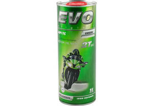 EVO MOTO 2T BIO GREEN 1л