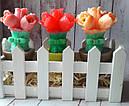 Кашпо заборчик декоративный 20*7*9 см, фото 4