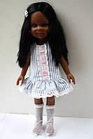 Летнее платье с гольфами для кукол Paola Reina Handmade, 32 см
