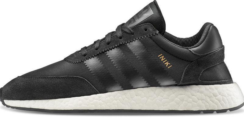 cf0c07504d5865 Мужские кроссовки Adidas Iniki Runner Core Black - Интернет-магазин обуви  Parus Shop в Киеве
