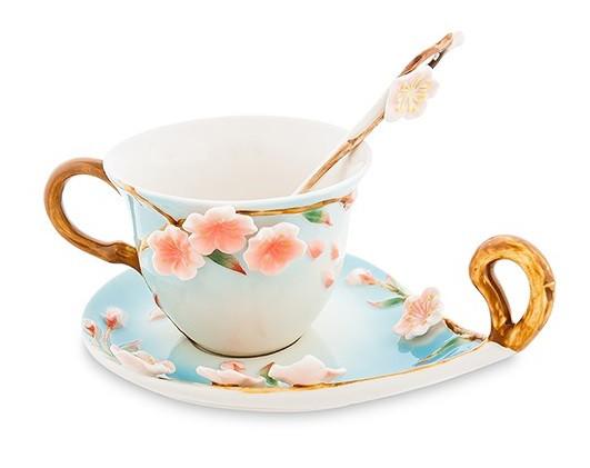 Фарфоровая посуда Pavone Дизайн Сакура
