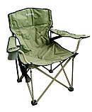 Кресло складное рыбацкое Ranger Rshore Green FS 99806 (RA 2203), фото 2