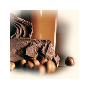 Callebaut Шоколад молочний з горіховою пастою (Джандуя) Pale gianduja блок 5 кг , фото 2