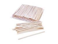Мешалки деревянные шлифованные для вендинга (140 мм)
