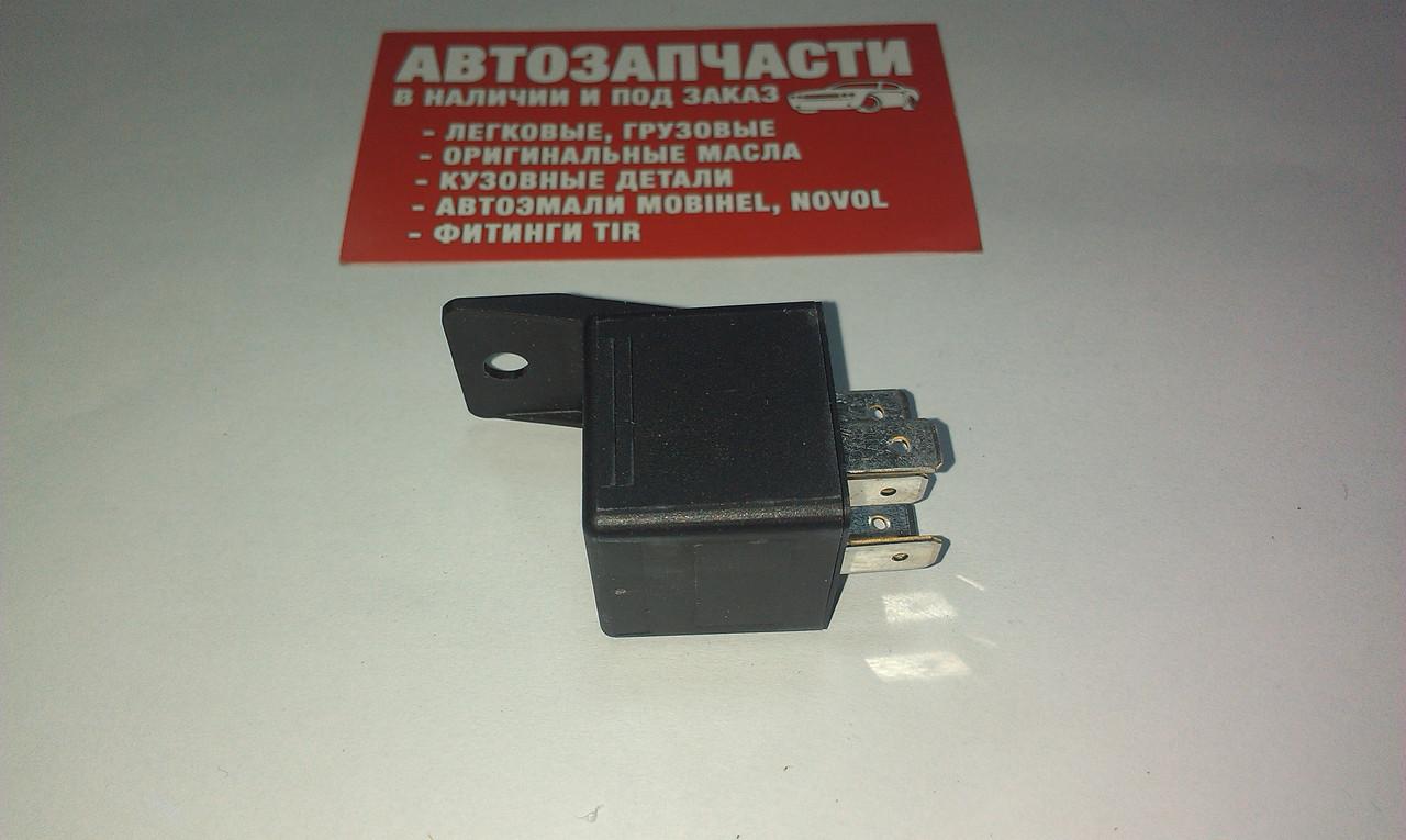 Реле электрическое 5-и контактное 12V 30А пр-во BOSH